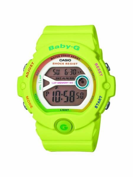 Ladies' Casio Baby-G Alarm Chronograph Watch BG-6903-3ER