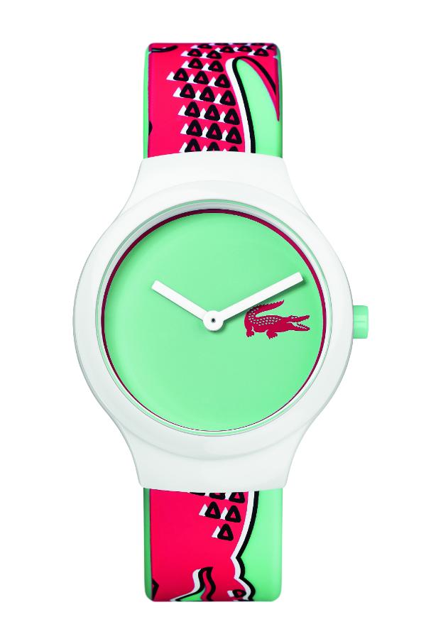 343b7eef867 Ladies' Lacoste Goa Watch (2020114) | The Watch Hospital