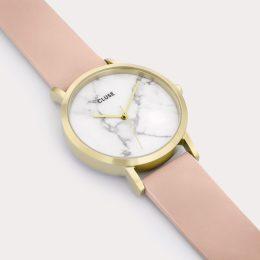 CL40101_La Roche Petite Gold White Marble_Nude_diagonal