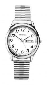 Sekonda Men's Classic Expander Bracelet Watch
