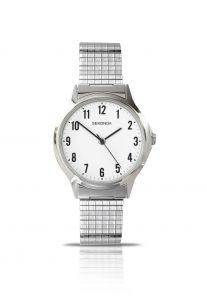 Sekonda Men's Stainless Steel Expandable Watch