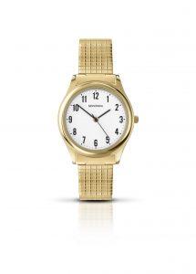 Sekonda Men's Classic Gold Plated Watch