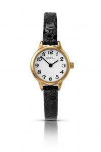 Sekonda Ladies' Gold Plated Strap Watch