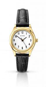 Sekonda Ladies' Classic Leather Strap Watch