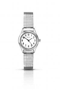 Sekonda Ladies' White Dial Bracelet Watch