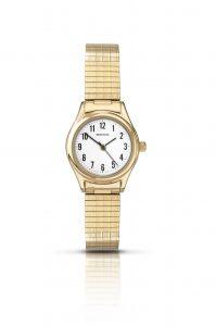 Sekonda Ladies' Classic Bracelet Rose Gold Plated Watch
